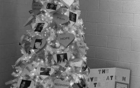 Heroin tree display visits Nest