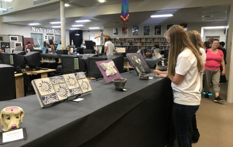 Art Show astonishes audiences of all ages; successful student showcase