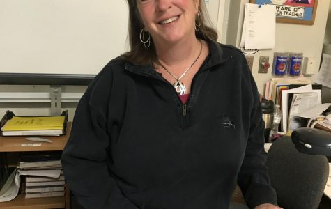Dare to depart from NH at end of year;  Veteran teacher moves to new school