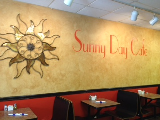 Brighten day with Sunny Day Café