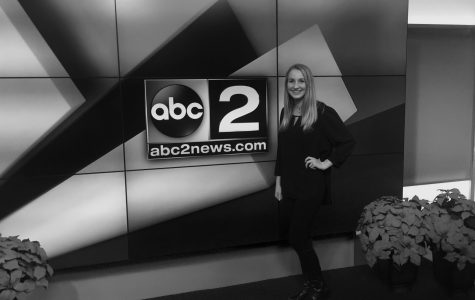 High School Reporter Working for ABC 2 News
