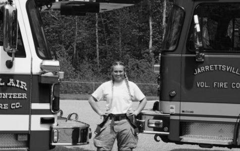 Student volunteer firefighters, EMTs share insight; Interest in volunteer work heats up