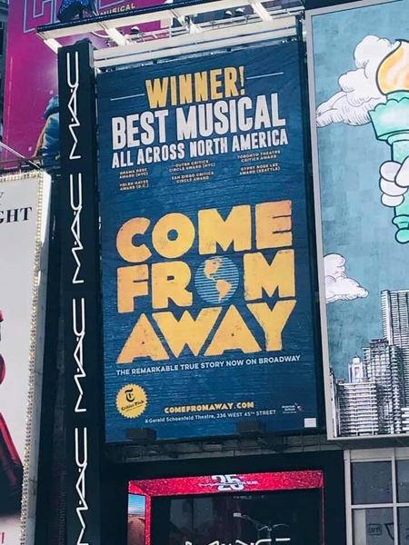 Taking a bite out of the Big Apple: Annual trip to broadway scheduled for mid-May