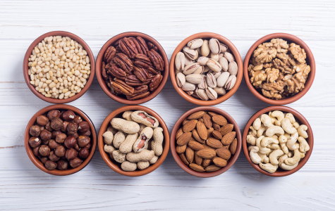 Nuts show major health benefits including reduced weight gain, mental health factors