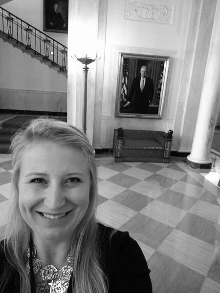 Going to Washington;  Former NH Teacher receives national teaching award