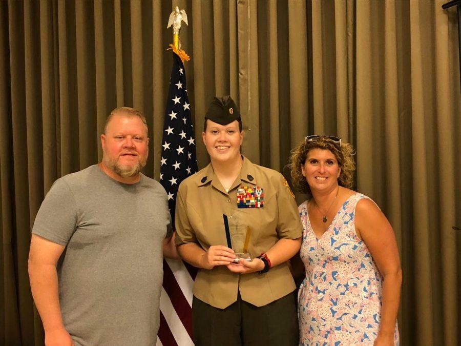 Local+Young+Marine+wins+National+graduate+award