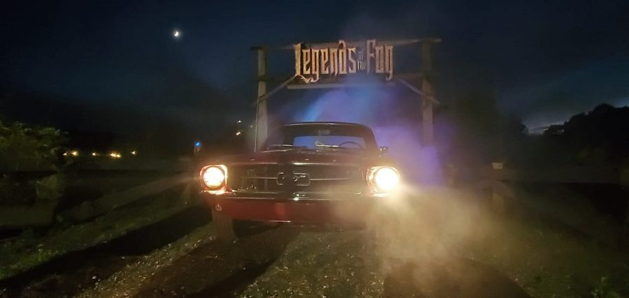 This year, Legends of the Fog will be hosting a drive-through experience. This event was previously a series of haunted attractions that one would walk through.  PHOTO CREDIT: Legends of the Fog