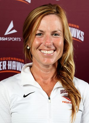 Calling to coach; Alumna finds her passion at Susquehanna University