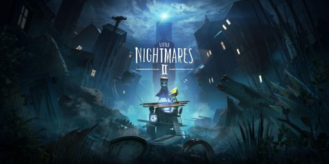 Little Nightmares 2 promo art