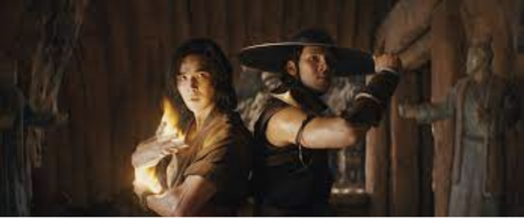 Characters Liu Kang (Ludi Lin) and Kung Lao (Max Huang) are preparing for battle against their enemies of the Outworld to save the Universe. Kang has been one of the most popular players and Lao as one of the major heroes in the Mortal Kombat series.